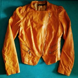 jachete din piele jacheta
