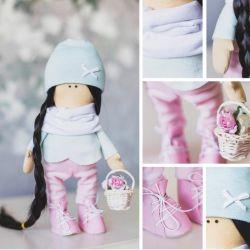 Κούκλα Linda, σετ ραπτικής