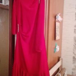 Вечерне платье (размер 44-46)