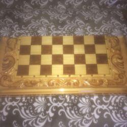 Σκάκι χειροποίητο