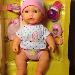 Doll Sasha realistic features
