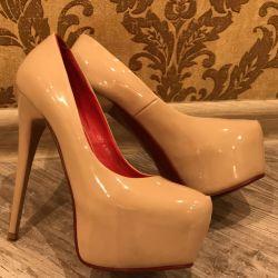 Shoes at Louboutins