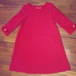 Φόρεμα κόκκινο 44-46r-r