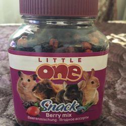 Ποικιλία Berry για χάμστερ