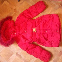 Kış aşağı ceket satmak