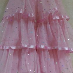 A sweet dress for a little princess
