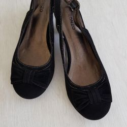 Suede shoes size 39