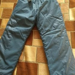 Winter trousers (new)