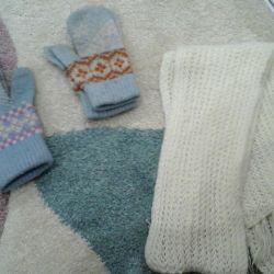 Γάντια Mitten