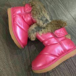 Yeni kışlık botlar