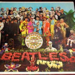 Record of the Beatles 1967. (import. pr-va)