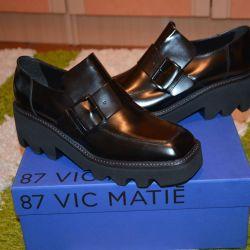 Новые брендовые туфли VIC matie Италия