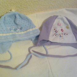 Весенние шапки