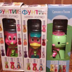 New children's cooler