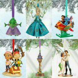 DISNEY Christmas toys
