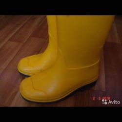 Rubber boots 27 rr