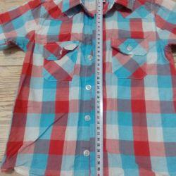 Shirt. Summer. MODIS