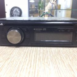 Car receiver LG LCS700BR
