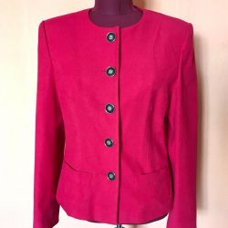 New red jacket from the famous brand