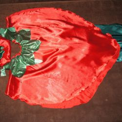 Новогодние костюмы для девочек от 3 до 7 лет