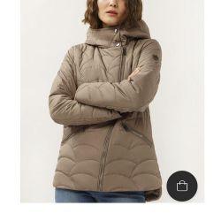 İlkbahar mevsiminde kadın ceketi yeni. Ücretsiz kargo