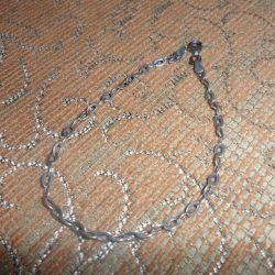 Brățară de argint și cercei