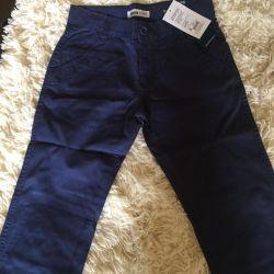 Pantaloni de vară pentru băiat de 8-14 ani