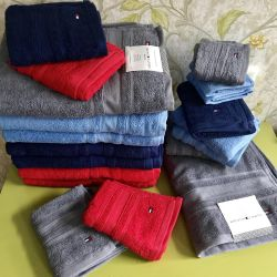 New towels by Tommy Hilfiger Original