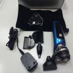 Saç, sakal, kulaklar için Electric Razor 3in1