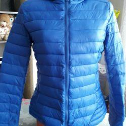 New Lightweight Blue Turkey Jacket