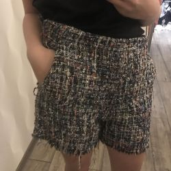 Cool Tweed Designer Shorts
