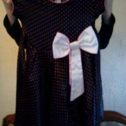 4-6 yaş elbise