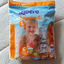 7-12kg yüzme için külot Libero.