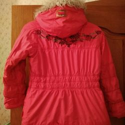 Jacket spring height 128