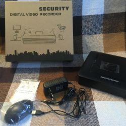 Регистратор для систем видеонаблюдения и слежения