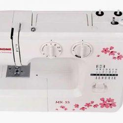 Електромеханічна швейна машина Janome MX 55