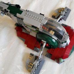Constructor lego Star Wars 8097