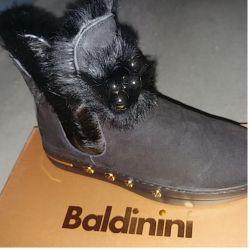 Baldinini botları yeni
