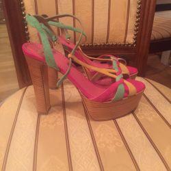 Sandale Moschino Italia