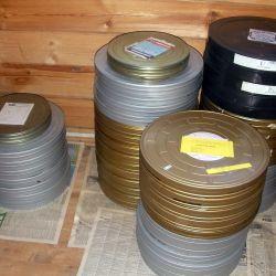 Фильмы художественные на 35-мм. киноплeнке