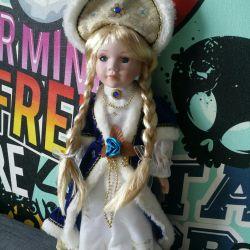 Porcelain Doll 18