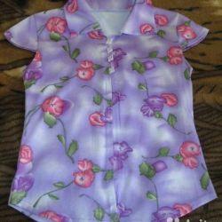 blouse women color size 42