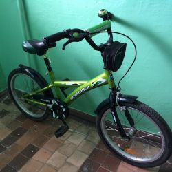 Bicycle 5-6-7 years old R16