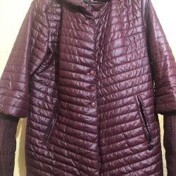 Ceket kadın demi-sezon Düğme