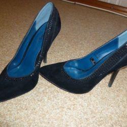 Süet ayakkabı 37, ikinci el ayakkabı