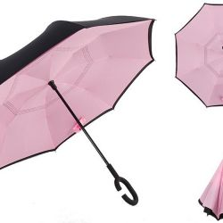 Comfortable umbrella
