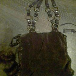 Τσάντα Dolce & Gabbana Suede Orig