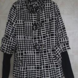 Куртка- пиджак (46-48 размер)
