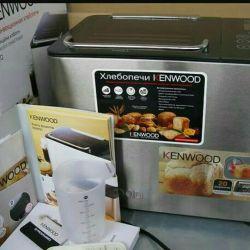 Παραγωγός ψωμιού Kenwood