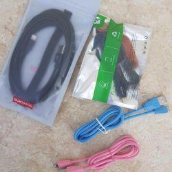 İPhone / Samsung / Nokia için şarj kablosu